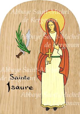 ISAURE_sainte